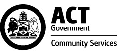 ACT Government Community Services