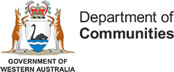 Government of Western Australia Department of Communities