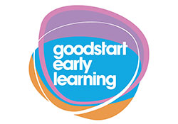 Good Start early learning sponsor logo