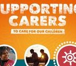 Two new pages for Supporting Carers website