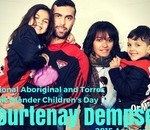 Courtenay Dempsey is our new Children's Day ambassador!