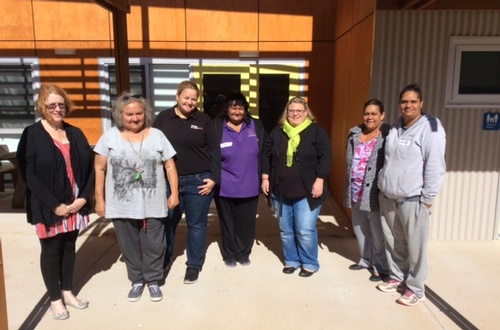 Brewarrina, Journey to Big School, May, 2015