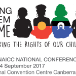 Media Release 11 September 2017 – Over 1000 Aboriginal and Torres Strait Islander child welfare experts to share knowledge at SNAICC Conference