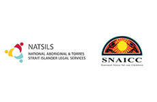 SNAICC and NATSILS logos