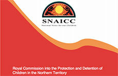 Submission Royal Commission into the Protection and Detention of Children in the NT