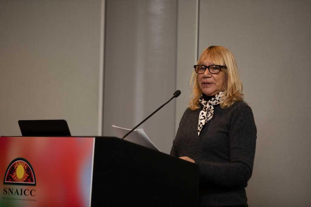 8th SNAICC National Conference – Geraldine Atkinson, VEAEI