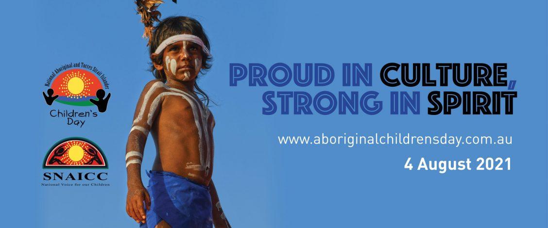 National Aboriginal and Torres Strait Islander Children's Day 2021
